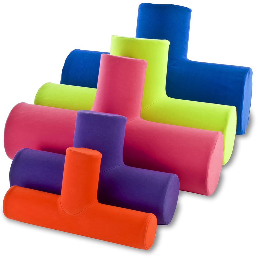 different coloured T Rolls