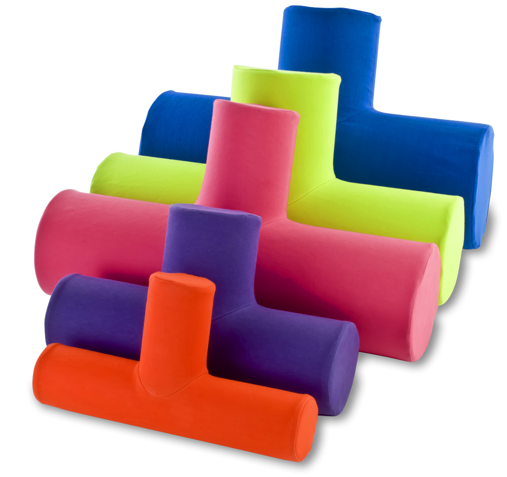 The C&S Range of coloured T Rolls