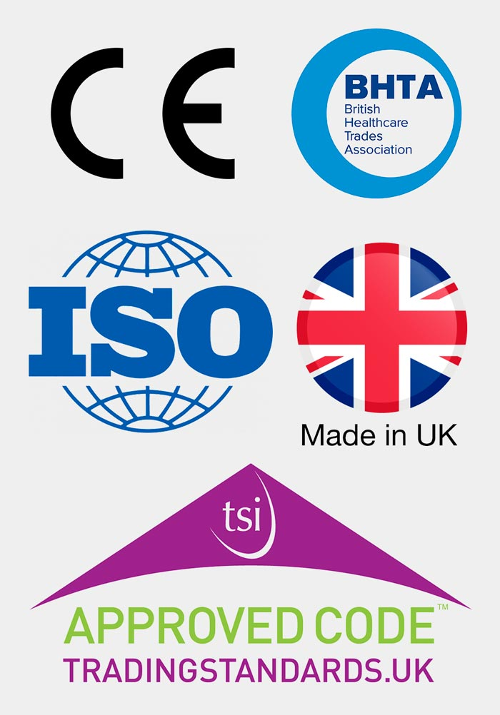 C & S Seating Logos